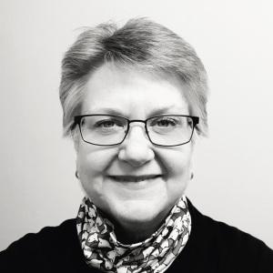 Mono portrait of Lisa Tulfer